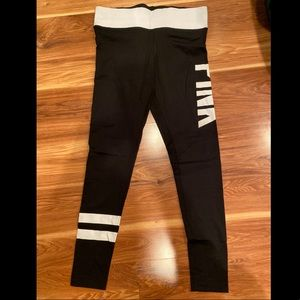 Full length Victoria's Secret leggings